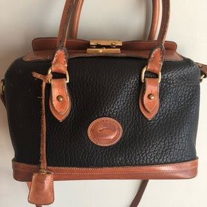 Vintage Dooney and Burke Crossbody Bag
